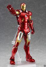 Figma Max Factory x MASAKI APSY ACTION FIGURE SERIES No.217 Iron Man Mark VII