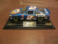 MILLER LITE HARLEY DAVIDSON RUSTY WALLACE #2 NASCAR RACE CAR 1/24 YR 2000
