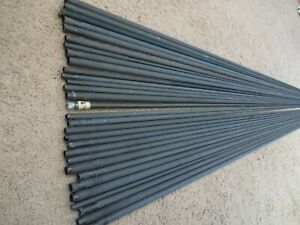 "30 Rod Building Wrapping uncut blanks 67-78"" long Graphite fiberglass"