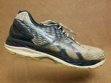 Asics T600N Gel Nimbus 18 Men Gray Blue Athletic Sneaker Running Shoes Size 13