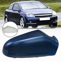 Right Side Wing Door Mirror Cover Casing For Vauxhall Astra H MK5 04-09 Blue ll