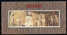 China PRC Scott #2462 MNH S/S Ancestor Worshipping Temple CV$3+