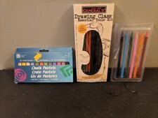 Lot of Art Drawing Supplies