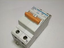 HAGER C 25 MN 525V 444526 25 A MAGNETOTERMICO CIRCUIT BREAKER 1 POLO + N