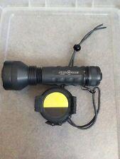 Surefire M6Guardian Flashlight W/ Sure Flip Blue Filter/Lens Protector