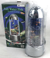 Vintage NIB Rabbit Tanaka Saltwater Fish Aquarium Ocean Light Motion Lamp