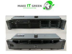 Dell Power Edge R710 | 2x Xeon X5550 | 8GB DDR3 | CN-0T954J | PX2510401-61 C