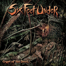 Six Feet Under - Crypt of the Devil [New CD]