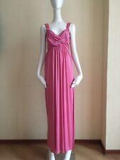 BLUMARINE Pink Long Summer Dress Size 40 IT