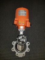 BRAND NEW BELIMO F680HDU 3 INCH 50PSI 50 PSI SS BUTTERFLY VALVE EPDM SEAT USA