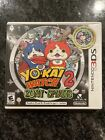 YO-KAI WATCH 2: Bony Spirits (Nintendo 3DS, 2016) Game And Box Only