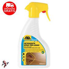 Fila parquet net detergente per la pulizia quotidiana del parquet