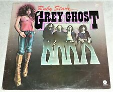 """""""USED"""" VINYL LP by RUBY STARR and GREY GHOST """"SELF TITLED"""" / ST-11427 (1975)"""