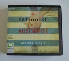 The Tattooist of Auschwitz: Heather Morris - Unabridged Audio Book - 6CDs