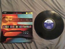 Arco Iris De Guitarras LP The Five Lords album record Vedette Records Andalucia