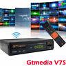 Satellite TV Receiver Gtmedia V7S HD 1080P USB PVR WIFI DVB-S2 Satellite Decoder