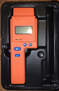 Delmhorst j-2000 wood moister meter with electrode probe and case