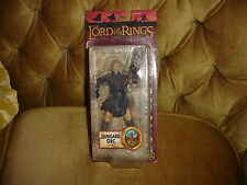 Lord of the Rings LOTR The Two Towers ISENGARD ORC with AXE 2004 ACTION FIGURE