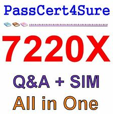 Avaya Aura Core Components Support 7220X Exam Q&A PDF+SIM