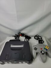 Nintendo 64 N64 Console With Controller Tested Original OEM Parts