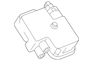 Genuine Mercedes-Benz Ignition Coil 000-158-78-03-80