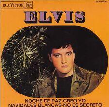 """ELVIS PRESLEY - Elvis  EP 7"""" 45"""