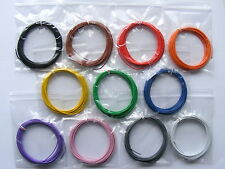 55m Equipment Wire Pack 11 Colours 7/0.2mm - 24AWG* - 0.22mm2 - Stranded