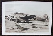 AVIATION, PHOTO AVION CAUDRON C 445 M N° 8671/147, GOELAND