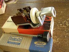 NOS OEM Ford 1966 - 1970 Falcon Headlight Switch + Knob 1967 1968 1969 Futura