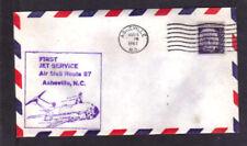 First Jet Service  AM 87-Asheville, NC to Atlanta, GA