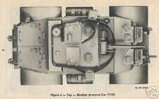 T065 TM 9-741, Medium Armored Car T17E1 (Staghound)