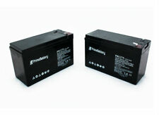 (2 pack) 12V 7.5 AH Rechargeable Battery: Razor Electric Scooters E200 E300S...