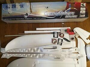 Multiplex Easy Glider pro Bausatz Teile mit Bauanleitung