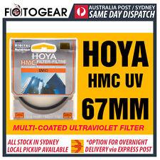 Hoya HMC 67mm Uv(c) Filter With Case