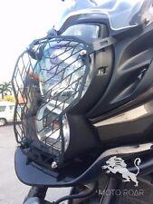 Kawasaki Versys 650 2010-2014 Headlight Guard Grill Laser Cut