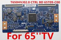 Vizio E650i-A2 M651d-A2 T-con board T650HVJ02.0 Ctrl BD 65T09-C00  T650HVN05.4