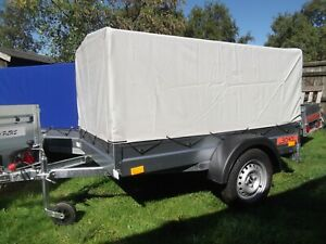 Box trailer 750kg .