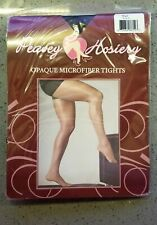 Peavey Hosiery Black B Microfiber Tights 40dn