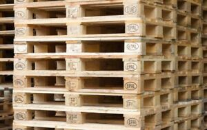 14 x Grade A Epal Euro Pallet Wooden Shipping Free UK Delivery