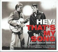 Hey! That's My Song - 60 Great Covers Of famous Songs (3CD 2016) NEW/SEALED
