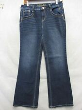 D3998 Justice simply Low Stretch Killer Fade Jeans Girls 30x29