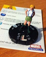HeroClix MUTATIONS and MONSTERS #009  CUCKOO   MARVEL