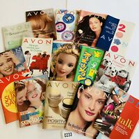 2000  Avon Catalog Campaign Books Lot of 15