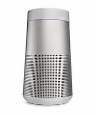 NEW BOSE SOUNDLINK REVOLVE BLUETOOTH SPEAKER - GRAY WIRELESS PORTABLE grey