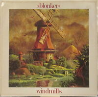 BLONKER Windmills LP German Multi-Instrumentalist – on Philips