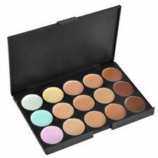 15 Colors Professional Makeup Contour Face Cream Concealer Foundation Palette
