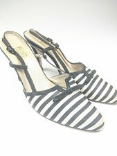 Canvas Striped Heels for Women for sale | eBay