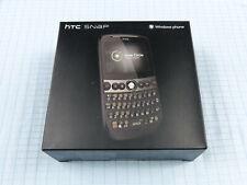 HTC Snap S510 Schwarz! Neu & OVP! Unbenutzt! Ohne Simlock! RAR! QWERTZ!