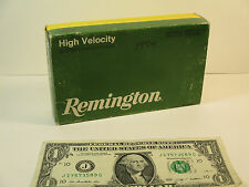 Vintage Remington Empty Ammo Box, Core-Lokt 303 British 180 Grain SP 1984