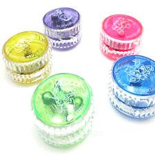 LED Glow Light Up YOYO Party Colorful Yo-Yo Toys For Kids Boy Toys Gift PL